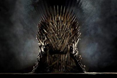 Trono de Hierro de Juego de tronos
